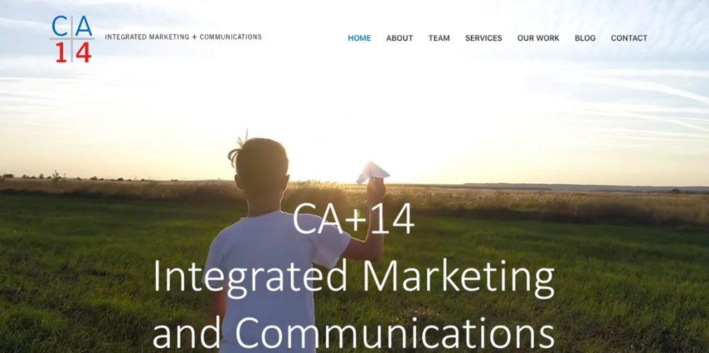 CA+14 has a new website