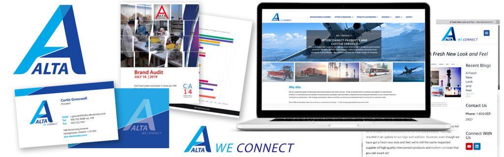 Alta Electronics Inc Rebrand