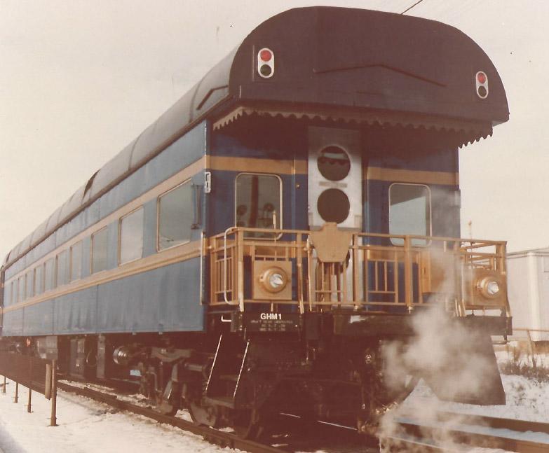 GHM 1 Train